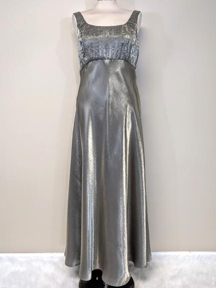 Alex Evenings Dresses & Skirts - Alex Evenings Metallic Dress